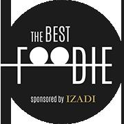 The Best Foodie Logo