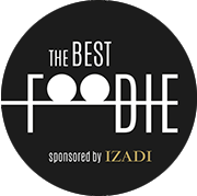 The Best Foodie Logo